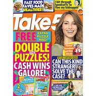 5 PACK of Take 5 Magazine