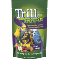 5 PACK of Trill Mix-in Fruit & Nut Blend 200g