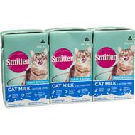 5 PACK of Smitten Cat Milk 250ml 3pk