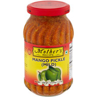 5 PACK of Mother's Recipe Mango Pickle Mild  500g