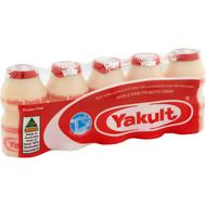 5 PACK of Yakult Probiotic Drink  5x65ml