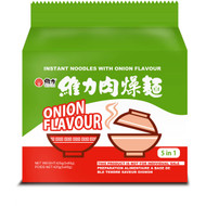 5 PACK of Wei Lei Onion Noodles  5 pack