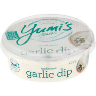 5 PACK of Yumi's Traditional Garlic Dip  200g