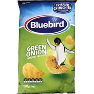 5 PACK of Bluebird Green Onions Original Cut 150g