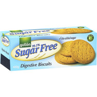 5 PACK of Gullon Biscuits Digestive Plain 400g