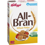 5 PACK of Kellogg's All-bran Wheat Flakes Breakfast Cereal 330g