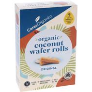 5 PACK of Ceres Organics Coconut Wafer Rolls Original 22 pack