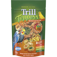 5 PACK of Trill Toppers Bird Treat 112g