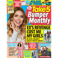 5 PACK of Take 5 Monthly Magazine