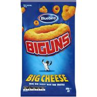 5 PACK of Bluebird Biguns Cheese 180g