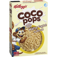 5 PACK of Kellogg's Coco Pops White Choc Flavour Breakfast Cereal 350g