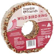 5 PACK of Frankie & Friends Wild Bird Ring 750g