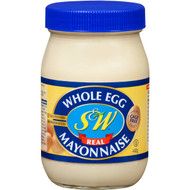 5 PACK of S&w Mayonnaise Whole Egg 440g