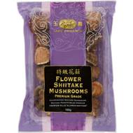 5 PACK of Jade Phoenix Shiitake Mushrooms 100g