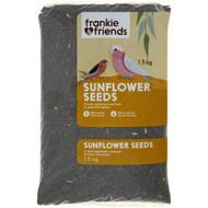 5 PACK of Frankie & Friends Sunflower Seeds 1.5kg