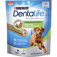 5 PACK of Dentalife Dog Treat Large Dogs 7 pack