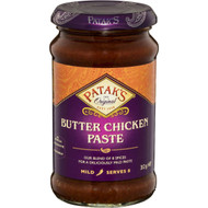 5 PACK of Patak's Butter Chicken Curry Paste Paste 312g