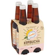 5 PACK of Nexba Rose Lemonade Kombucha Sugar Free 4x330ml