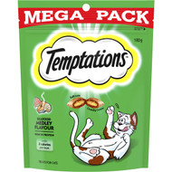 5 PACK of Temptations Cat Treats Seafood Medley 180g