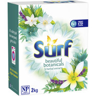 5 PACK of Surf Laundry Powder Herbals 2kg