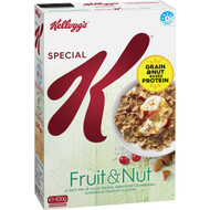5 PACK of Kellogg's Special K Fruit & Nut Breakfast Cereal 430g