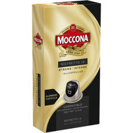 5 PACK of Moccona Ristretto 12 Coffee Capsules 10 pack