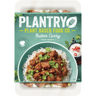 5 PACK of Plantry Plant Based Food Butter Curry 350g