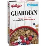 3 PACK OF Kellogg's Guardian Psyllium Breakfast Cereal 360g