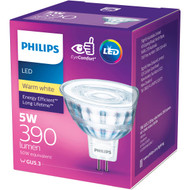 3 PACK OF Philips Led Mr16 Warm 1pk
