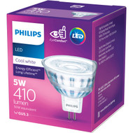 3 PACK OF Philips Led Mr16 Cool 1pk