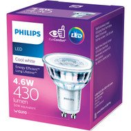 3 PACK OF Philips Led Gu10 Cool 1pk