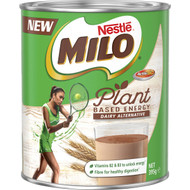 3 PACK OF Nestle Milo Plant Based 395g