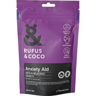 3 PACK OF Rufus & Coco Anxiety Aid 100g