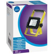 3 PACK OF Olsent Led Work Light 15w 1000lm Ip65 With Flex & Plug 1.5m