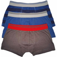 3 PACK OF WW For Kids Boys Underwear Fly Front Trunks 8-10 3 pack