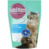 3 PACK OF Smitten Cat Litter Crystals 2kg
