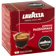 3 PACK OF Lavazza A Modo Mio Passionale Coffee Capsules 16 pack