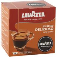 3 PACK OF Lavazza A Modo Mio Delizioso Coffee Capsules 16 pack