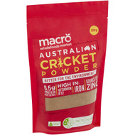 3 PACK OF Macro Cricket Protein Powder  100g