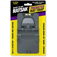 3 PACK OF Ratsak Pre Baited Rat Trap