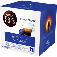3 PACK OF Nescafe Dolce Gusto Coffee Capsules Ristretto Ardenza 16 pack