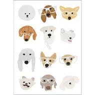 3 PACK OF Papyrus Dog With Glasses