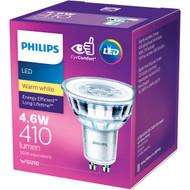 3 PACK OF Philips Led Gu10 Warm 1pk
