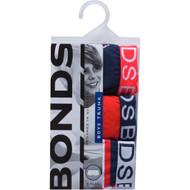 3 PACK OF Bonds Boys Underwear Cotton Trunk 12-14 & 14-16 3 pack