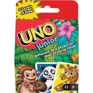 3 PACK OF Uno Junior Card Game