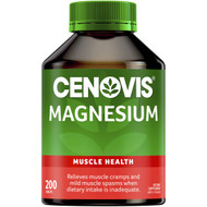 3 PACK OF Cenovis Magnesium Tablets Value Pack 200 pack