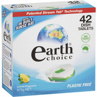 3 PACK OF Earth Choice Dishwashing Tablets 42pk