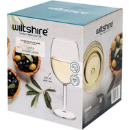 3 PACK OF Wiltshire Classico White Wine Glasses 330ml 4 pack