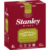 3 PACK OF Stanley Cask Wine Traditional Dry Red 4l
