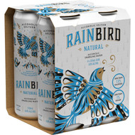 3 PACK OF Rainbird Natural Alcohol Sparkling Water 330ml x4 pack